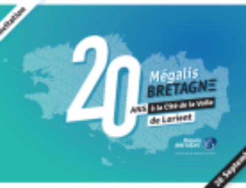 20 ans de Megalis