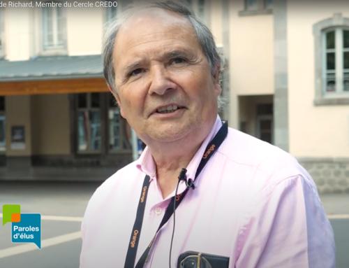 Ruralitic 2021 : interview de Claude Richard, Membre du Cercle CREDO